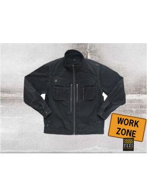 Workzone Tech Zone Arbeitsjacke Schwarz