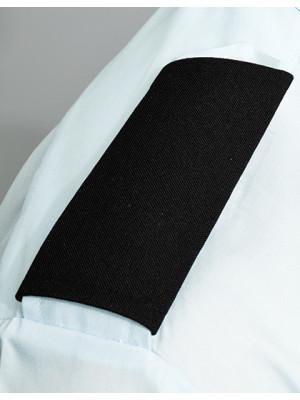 Schulterklappen schwarz