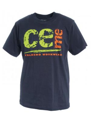 4870 11 T-Shirt marine