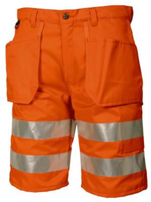 4482 44 Shorts orange