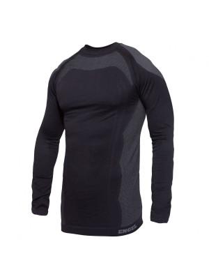 Nathlose Unterwäsche, langärmeleiges Unterhemd