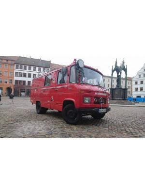 Daimler Benz Feuerwehrauto LF 408 G-63