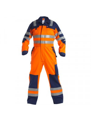 Safety+ Kombination EN 20471 Fluoreszierend flammhemmend