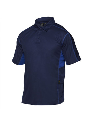 Technical Polo Marine/ Azur