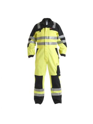 Safety+ Kombination EN 20471 Gelb/ Schwarz