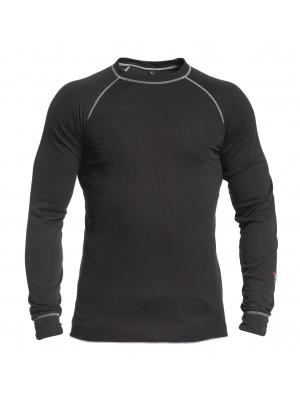 Funktionsunterhemd schwarz