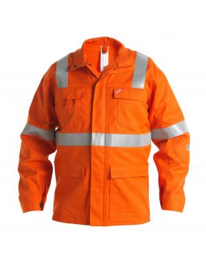 Safety+ Jacke Orange