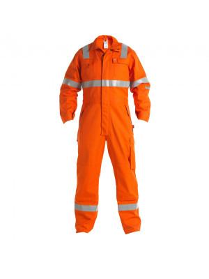 Safety+ Kombination Orange