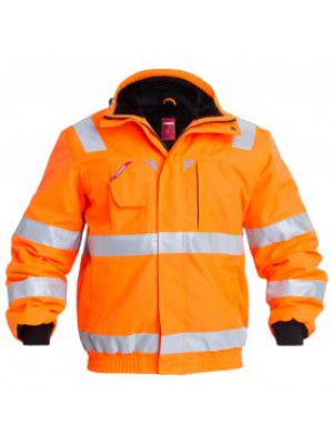 EN 20471 Pilotjacke Orange