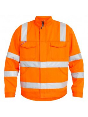 EN 20471 Bundjacke Orange