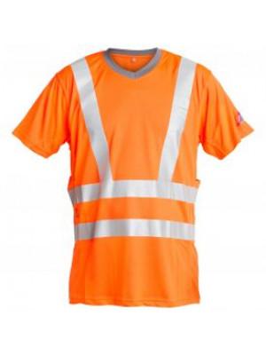 EN 471 T-Shirt Orange