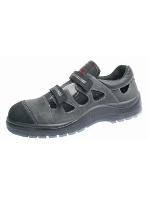 SAVO Sicherheits-Sandale nach S1