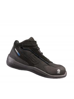 Sparco Black Racing Evo S3