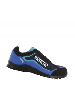 Sparco NITRO S3 BLACK BLUE