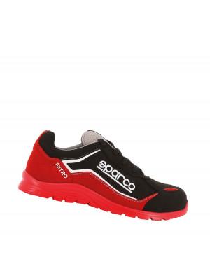Sparco Nitro S3 black red