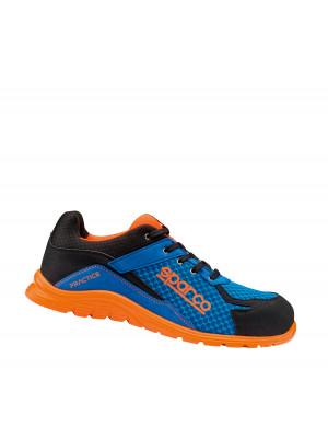 Sparco Practice S1P blue orange