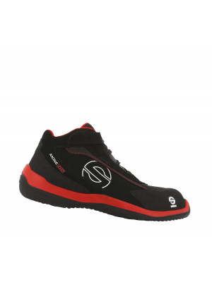 Sparco Racing Evo S3 black red
