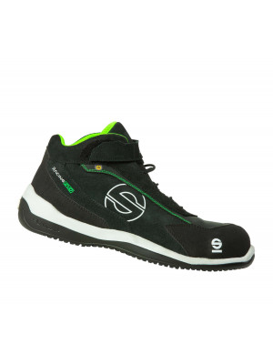Sparco RACING EVO S3 ESD BLACK GREEN