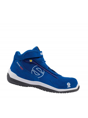 Sparco RACING EVO S3 ESD BLUE